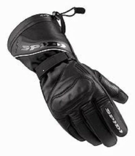 Spidi NK3 H2OUT Black 2XL Gloves 474-00282X 75/% OFF SALE