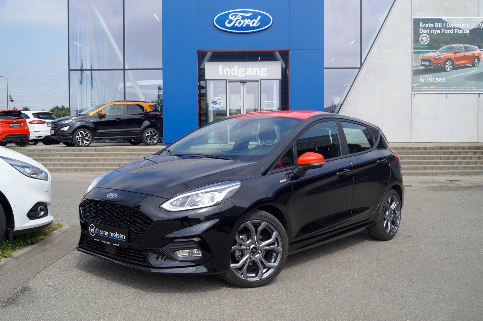 Ford Fiesta 1,0 SCTi 100 ST-Line