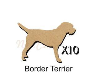 10 Border Terrier MDF découpes Porte-clés-enjoliver 5 Tailles Sans Trou dogw 091-ishing 5 Sizes FREE Hole DOGW091afficher le titre d`origine O0UydqEr-07205806-690573193