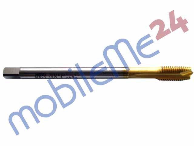Fette Markant -V- Gewindebohrer M 8x1 MF 8 x 1,0 HSSE PM TIN Einschnitt neu