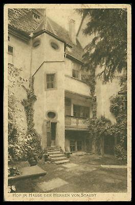 Ak Rothenburg Ob Der Tauber Alte Ansichtskarte Foto-ak Postcard Cx31 Briefmarken Architektur