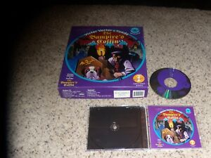 pc/mac, 1993 Mint Game With Big Box Curing Cough And Facilitating Expectoration And Relieving Hoarseness The Vampire's Coffin