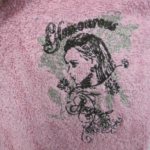 Manfred Costume da bagno Cappotto Vestaglia in spugna ragazza tg 128,140,152,164,176