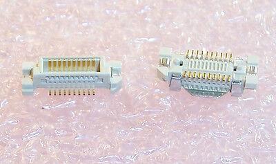 QTY 53627-0674 MOLEX 60 POSITION SMD VERTICAL STACKING HEADER .635mm ROHS 20