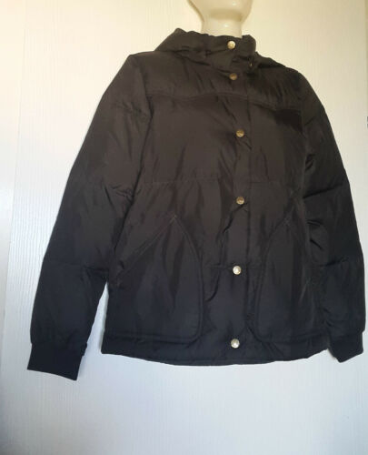 Ou Noir Capuche Courte S Avec Amovible Fr36 Légère Taille Doudoune Levi's wvqH8f