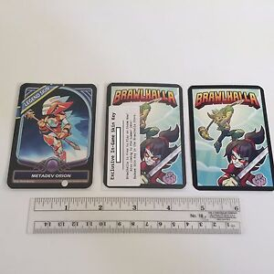 Details about Brawlhalla - Metadev Orion Code / Card / Legend Skin - PC  Only - PAX