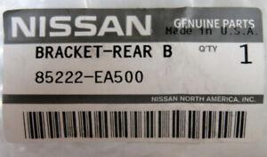 Genuine OEM Nissan 85222-EA500 Right Rear Bumper Bracket 2005-2012 Pathfinder