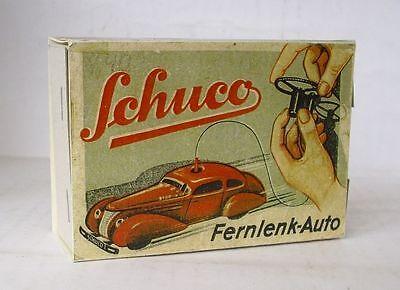 Autos & Lkw Repro Box Schuco Fernlenkauto 3000 Einen Einzigartigen Nationalen Stil Haben Blechspielzeug
