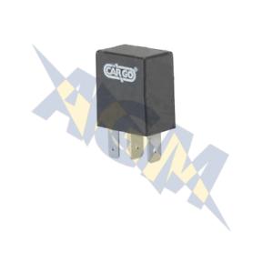 4 PIN TERMINAL COMPACT MICRO MINI MAKE /& BREAK RELAY 30A WITH DIODE 160364,12v