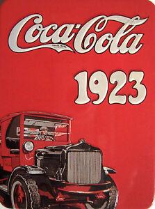 Coca-Cola-Truck-Kuehlschrankmagnet-3D-Fridge-Refrigerator-magnet-6-x-8-x-0-4-cm