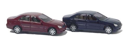 8315-2 Cars Mercedes C class N Scale Model Vehicles