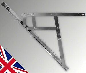 pile 13 mm Pile Taille UK 508 mm environ 50.80 cm UPVC Friction Fenêtre Charnières 20 in