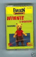CASSETTE TAPE NEW WINNIE L'OURSON CHANSONS VOL 1 DISNEYLAND