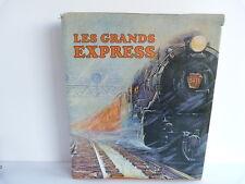 LIVRE LES GRANDS EXPRESS EDITIONS PRINCESSE PAR BRYAN MORGAN