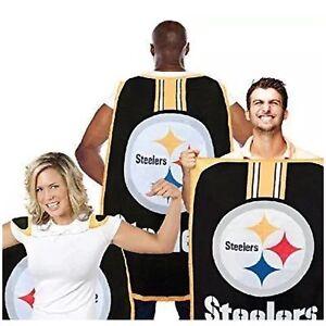 45818f26f NFL Pittsburgh Steelers Polyester Fan Flag Wave It Or Wear It (31.5 ...
