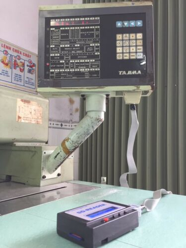 TMEG TME-DC TMEF Model: TMEF-H Reader for Tajima embroidery machine TME-HC