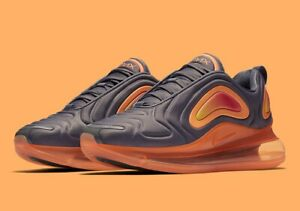 air max 720 grey and orange