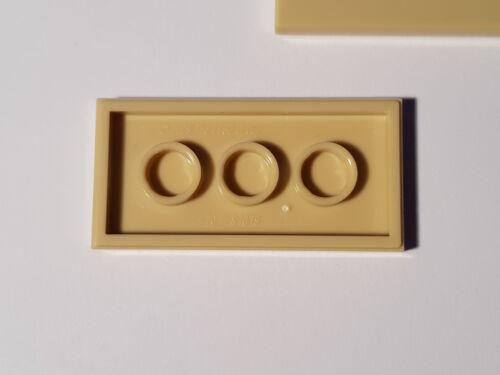 #FR53 Tan Star Wars Tile LEGO® 2 x 87079 Fliese 2 x 4 beige 6122047