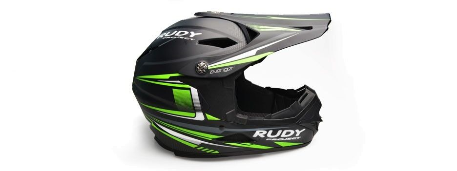 Casco Bici RUDY PROJECT AVENGER Titanium Lime Matte  HELMET AVENGER RUDY PROJECT  100% free shipping