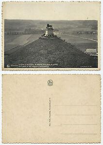 24626-Waterloo-Le-Lion-et-le-Champ-de-bataille-Luftbild-alte-Ansichtskarte