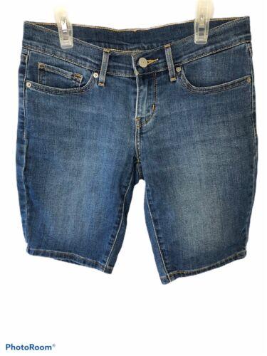 Levi Jean shorts long/bermuda size 24