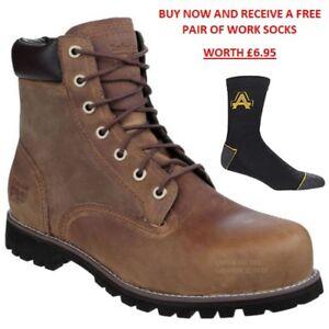 c00dc921968 Details about MENS TIMBERLAND WATERPROOF PRO EAGLE SAFETY HIKER BOOTS WORK  STEEL TOE CAP SHOES