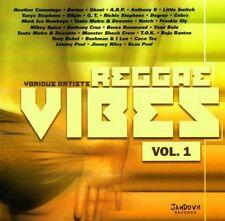 Reggae Vibes Vol.1 / Sean Paul Coco Tea Buju Banton Heather Cummings Mark Ice