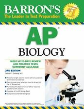 Barron's AP Biology-ExLibrary