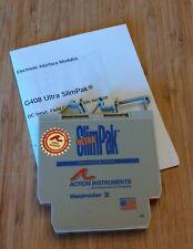 Action Instruments G408 0001 Ultra Slimpak Signal Condition Isolator 9 30vdc