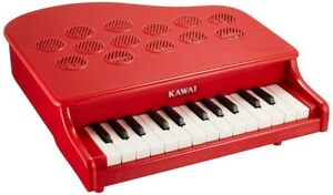 Kawai-Mini-Klavier-P-25-Rose-Rot-25key-Paedagogisches-Spielzeug-Made-In