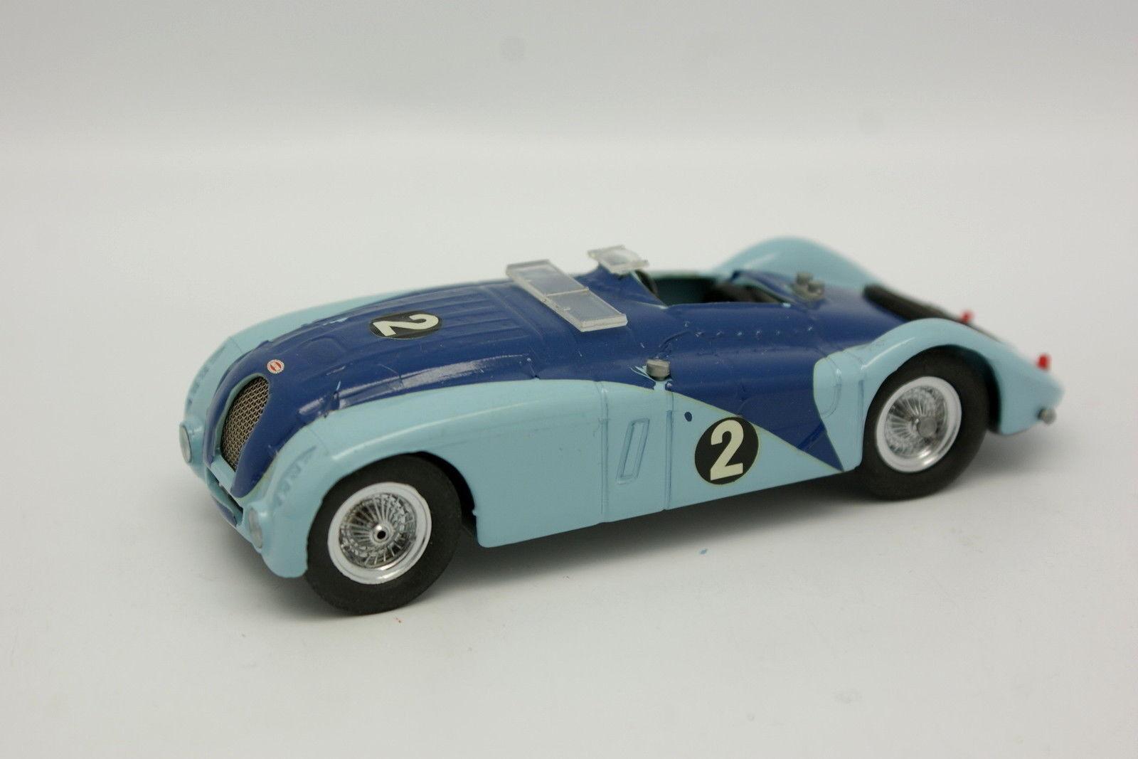 Parkway 1 43 - Bugatti 57s tank le mans 1937