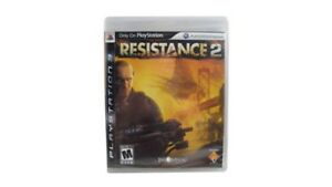 Resistance-2-Sony-Playstation-3-2008-PS3-Complete-FREE-Shipping