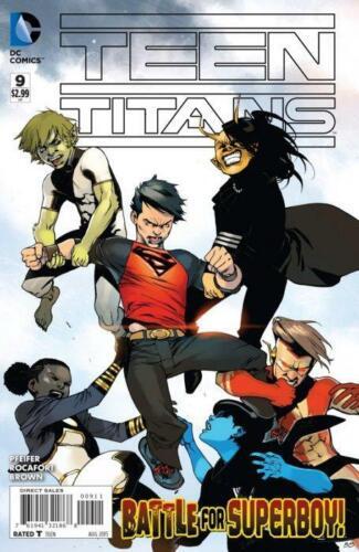 Vol 5 Teen Titans #9