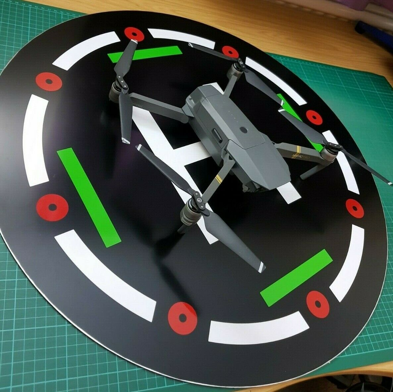 Solid Drone Landing Pad Aluminium Composite High Quality DJI Mavic Phantom etc.