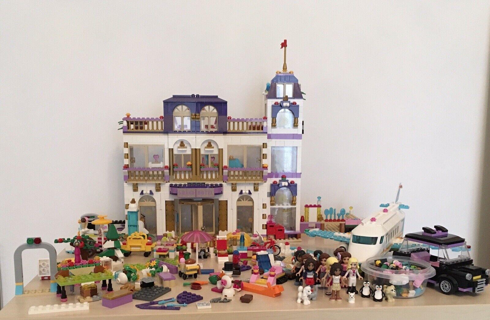 Lego Friends 41101, 41100, 41030, 41088.