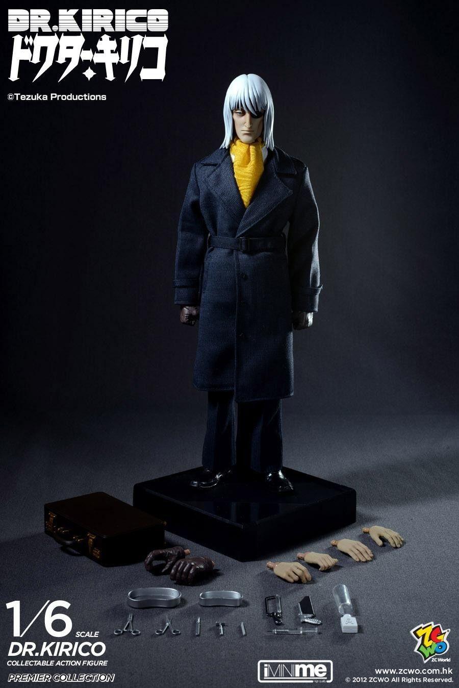 1 6 Scale Action Figure ZCWO Box Set Dr.Kirico Box Set