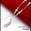 Pearl-Silver-Ladies-Women-039-s-Pretty-ID-Badge-Keys-Holder-Necklace-Lanyard-New thumbnail 1