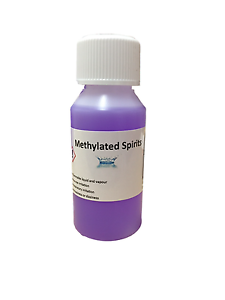 Details about 100 ml Methylated Spirits, Top Quality 94% Meths, Fast and  FREE UK Shipping