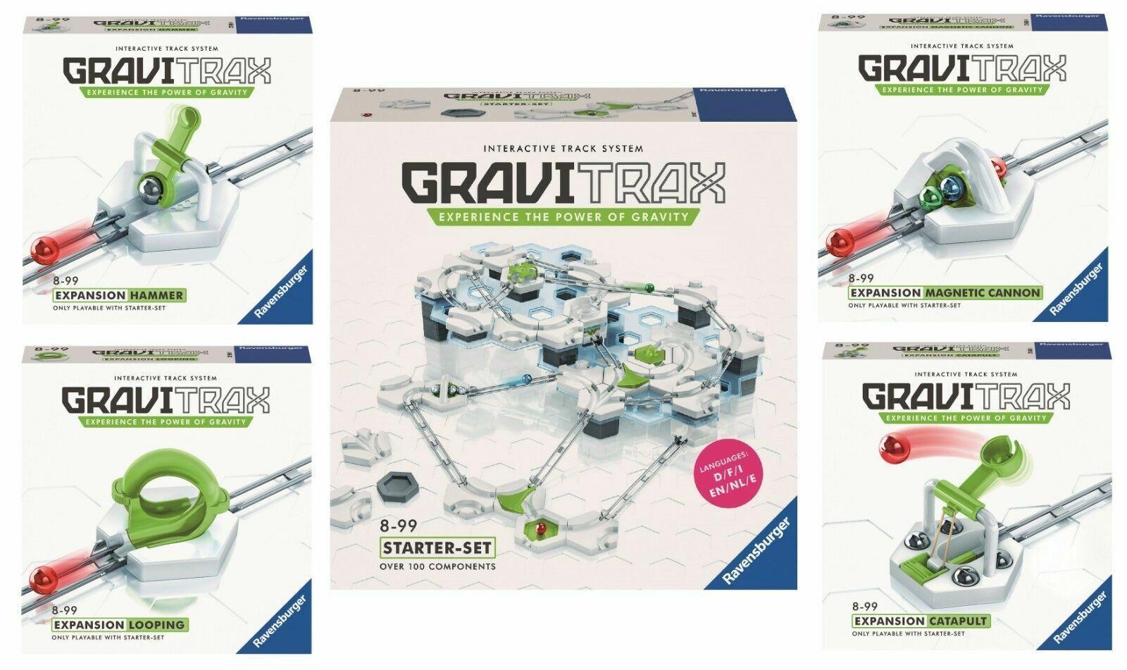 GRAVITRAX  RAVENSBURGER estrellaTER SET + 4 ESTENSIONI  benvenuto a comprare