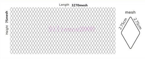 Blue Nylon Silk Nets Fishing Net Monofilament Gill Net Semi-Finished Products