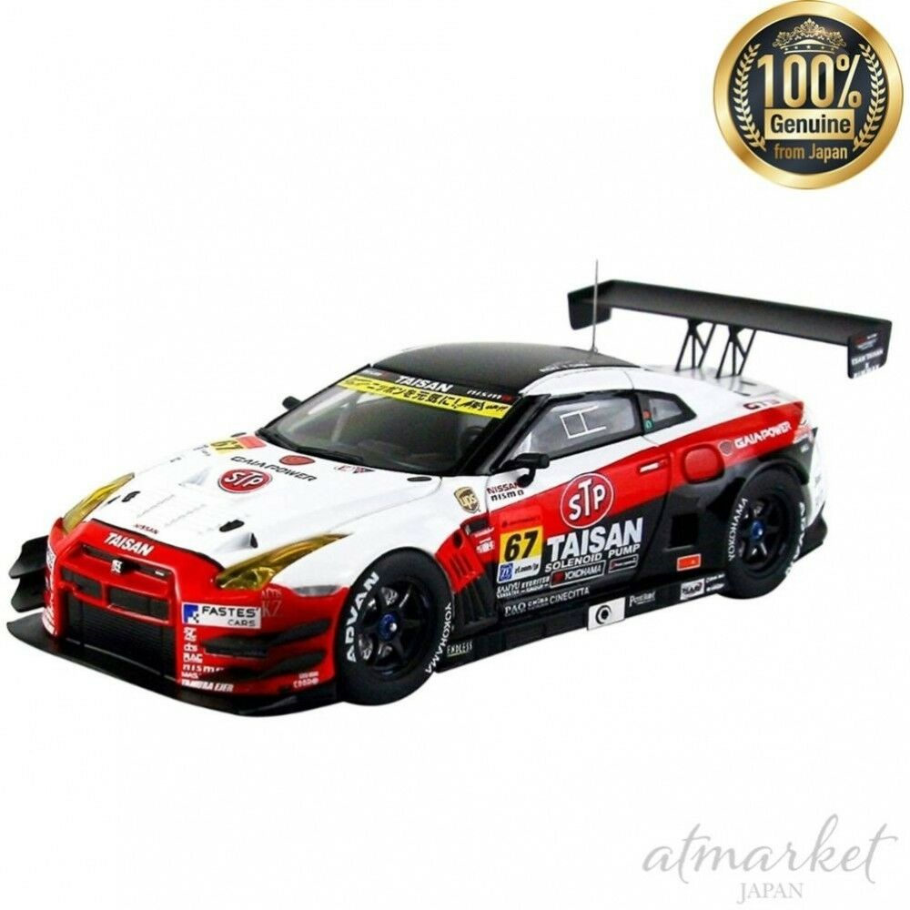 Ebro 45085 1 43 STP Taisan GAIA power GT-R SUPER GT300 2014 finished product