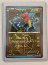 x1 Druddigon 94 Reverse Holo Pokemon BW8 Plasma Storm M//NM Rare