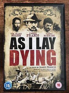 As-I-Lay-Dying-DVD-2013-Cult-William-Faulkner-Western-Film-Movie-w-James-Franco