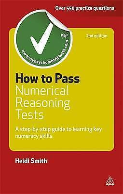 1 of 1 - How to Pass Numerical Reasoning Tests: A Step-by-Step Guide to Learning Key Num…