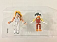 MiniMates Marvel Secret Wars DISCO DAZZLER & HOWARD DUCK 2 pack New Loose