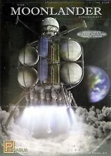 Pegasus 1/350 The Moonlander Fantasy Spacecraft SCALE PLASTIC MODEL KIT 9109