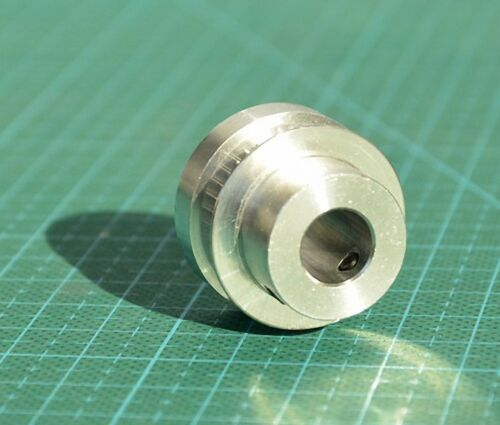 3M 3mm Pitch 24 Zähne Zahnriemen Rolle 17mm Zahn Breit 4 Zu 8mm Bohrung Auswahl
