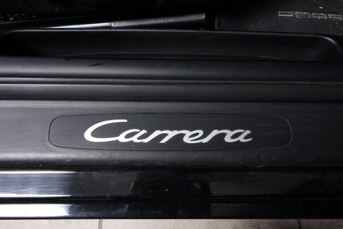 Porsche 911 Carrera Coupé Tiptr.