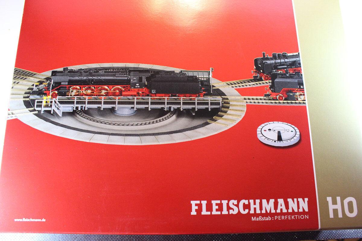 Fleischmann 6152 C Elektro-plataforma giratoria ho, productos nuevos.