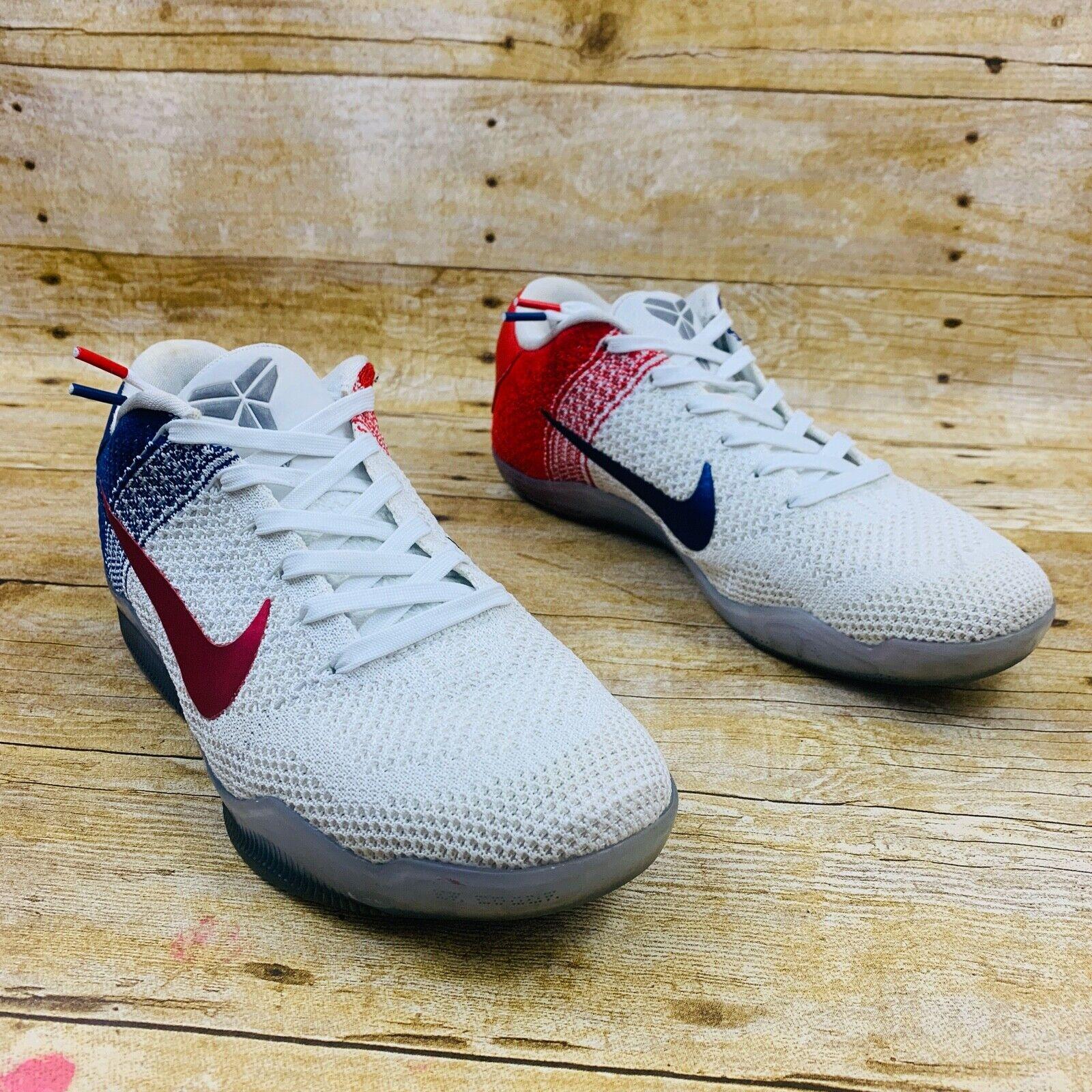 Nike Kobe XI 11 Elite Low USA Home 4th